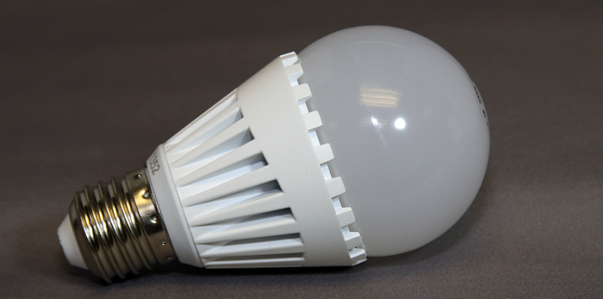LED GLS OPAL Bulb 6 Watt – Screwcap (E27)
